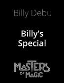 Billy's Special Magic download (video)
