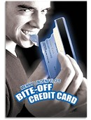 Bite Off Credit Card Trick