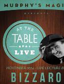 Bizzaro Live Lecture Live lecture