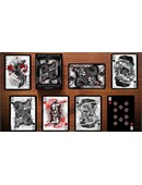 Black Dragon Series Playing Cards Deck of cards