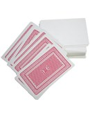 Blank Face Deck Royal (Red) Accessory