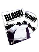 Blank DVD & props