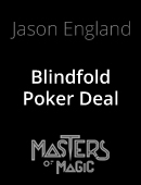 Blindfold Poker Deal Magic download (video)
