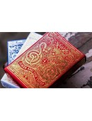 Blood Red Edition Playing Cards Deck of cards