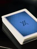 Blue Verve Deck Deck of cards