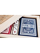 Blue Wheel Playing Cards Deck of cards