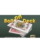 Bolt on Deck Deck of cards