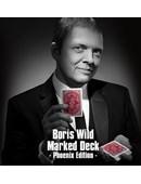 Boris Wild Marked Deck Phoenix Edition Deck of cards