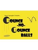Bounce no Bounce Balls 3/4 inch Trick