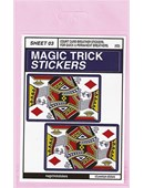 Breather Stickers Accessory