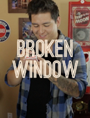 Broken Window magic by Darryl Davis and Daryl Williams