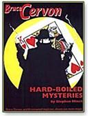 Bruce Cervon Hard Boiled Mysteries Book