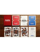 Bulletfly Playing Cards: Vino Edition Deck of cards
