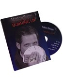 Burning Up DVD