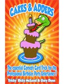 Cakes and Adders DVD