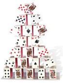 Card Castle Trick