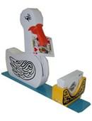 Card Duck trick Vincenzo di Fatta Trick