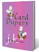 Card Dupery Book