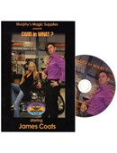 Card in What? James Coats DVD or download