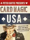 Card Magic USA Book Book