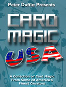 Card Magic USA Magic download (ebook)