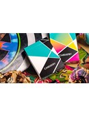 Cardistry Turquoise Playing Cards Deck of cards