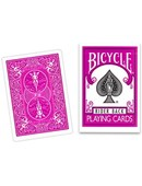Bicycle Fuchsia Playing Cards Trick