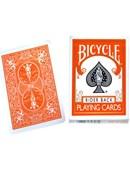 Orange Bicycle Deck Trick