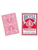 Bicycle Pinochle Poker-size Playing Cards Deck of cards
