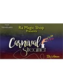 Carnival Through Streamer Trick