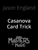 Casanova Card Trick Magic download (video)