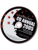 CD Antinomy Annual Year 1 DVD