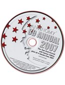 CD Antinomy Annual Year 3 DVD