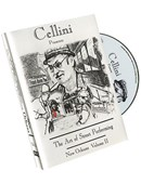 Cellini Art Of Street Performing Volume 2 DVD