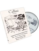 Cellini Art Of Street Performing Volume 3 DVD