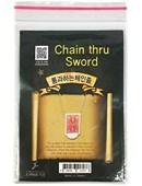 Chain Through Sword Trick