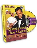 Charming Cheat -Martin Nash DVD