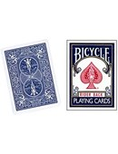 Cheek to Cheek Deck Bicycle (Blue) Deck of cards