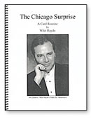 Chicago Surprise Book