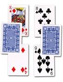 Chop Card Trick