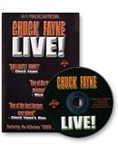 Chuck Fayne Live DVD