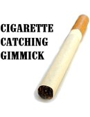 Cigarette Catching Gimmick Trick