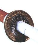 Cigarette thru Coin - 1 Euro - Premium Gimmicked coin