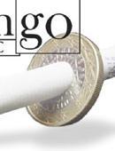 Cigarette thru Coin - 1 Euro Gimmicked coin
