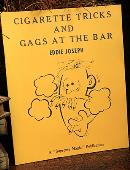 Cigarette Tricks and Gags at the Bar Book