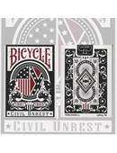 Civil Unrest Deck Limited Edition Playing Cards Deck of cards