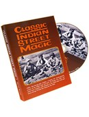 Classic Indian Street Magic Book