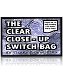 Clear Close-up Switch Bag Accessory