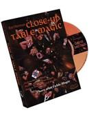 Close Up Table Magic DVD