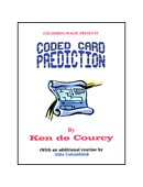 Coded Card Prediction Trick